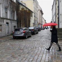 Dėl svetimo automobilio – nemalonumai