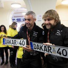 Iš Dakaro ralio grįžęs B. Vanagas: lietuviams dešimtukas yra įmanomas