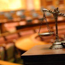 Iš advokatūros pašalinti teisininkai neįtikino Strasbūro teismo