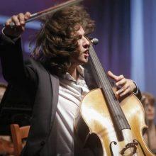 Muzikiniai pavasario pranašai Kauno filharmonijoje
