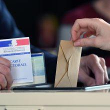 Rinkimai Prancūzijoje: ką reikia žinoti