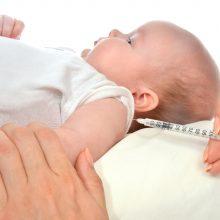Nemokami skiepai nuo meningokokinės infekcijos – kūdikiams iki vienerių metų
