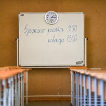 Abiturientų vertinimo sistema bus grįsta ne vien egzaminais?