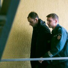 Savo šeimos išžudymu kaltinamas Kauno rajono gyventojas lieka už grotų