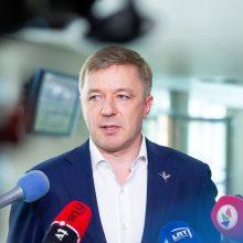 Kultūros ministerija – prieš R. Karbauskio pataisą dėl LRT valdymo