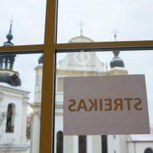 A. Monkevičius pradeda susitikimus su švietimo profsąjungomis