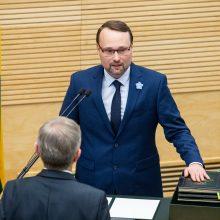 Naujasis ministras: kultūros darbuotojų atlyginimai turėtų didėti 90 eurų