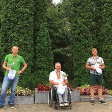 Kojų nevaldantis sklandytojas tapo Lietuvos čempionu