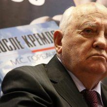 M. Gorbačiovas neatsakė, ar liudys Sausio 13-osios byloje