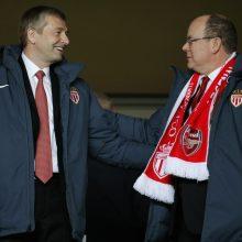 Rusų milijardierius įtaką Monake pirko už virdulius ir futbolo žvaigždes
