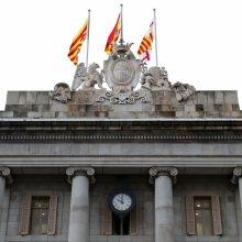 Katalonijos lyderis grasina paskelbti nepriklausomybę