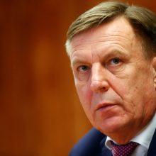 Latvijos premjeras: sprendimas paskelbti KGB archyvus buvo teisingas