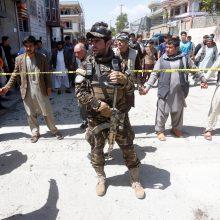 Afganistano sostinėje per mirtininko ataką žuvo 31 žmogus