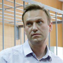 A. Navalnas ragina rengti protestus per futbolo čempionatą