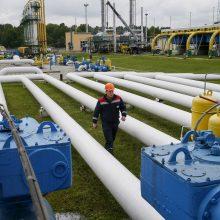 "Vyriausybė dar neapsisprendė, ar skųs EK sprendimą dėl ""Gazprom"""