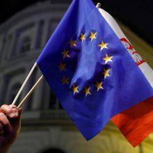 Lenkija pašalinta iš Europos teismų tarybų tinklo