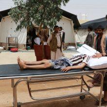 Mirtina ataka Jemene: žuvo mažiausiai 43 žmonės