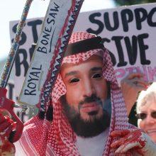 Rijadas: į J. Khashoggi nužudymą panašių žmogžudysčių nebegali būti