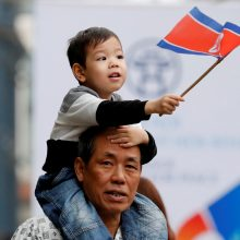 JT: 11 mln. Šiaurės Korėjos gyventojų reikalinga humanitarinė pagalba