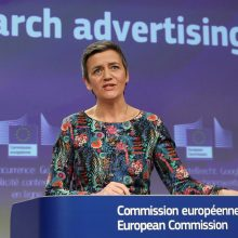 """EK skyrė trečią milijardinę baudą """"Google"""""""