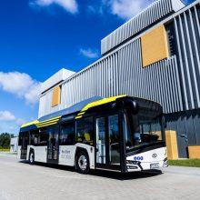 Sostinė į viešojo transporto atnaujinimą investuos dar 39 mln. eurų
