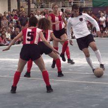 Kultūros naktį – futbolas Katedros aikštėje, spektakliai traukinių stotyje