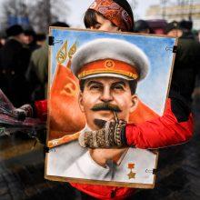 Apklausa: pusė Rusijos jaunimo nieko nežino apie J. Stalino represijas