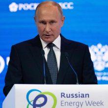 V. Putinas rėžė: S. Skripalis – padugnė ir Rusijos išdavikas