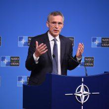 NATO gali svarstyti dėl branduolinių pajėgumų stiprinimo Europoje
