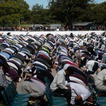 Naujoji Zelandija po kruvinos atakos ramina šalies musulmonus