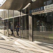 "Per Estijos ""Danske Bank"" buvo plaunami V. Putino giminaičių pinigai"