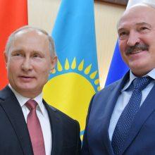 V. Putinui – pasaulio lyderių sveikinimai