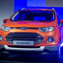 """""""Ford"""" miesto visureigiai užkariauja Europą"""