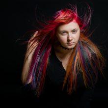 Jaunoji fotografė I. Kerinaitė: fotografuoju savo malonumui