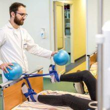 Fizinis aktyvumas dializuojamiems pacientams – mada ar būtinybė?