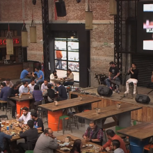 Restoranas Meksikoje padeda iš JAV deportuotiems migrantams