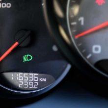 Kodėl automobilių ridos klastojimo epidemija nemažėja?