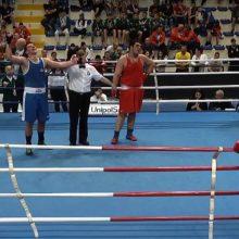 Europos jaunimo čempionate – įspūdingos Lietuvos boksininkų pergalės
