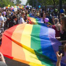 Naujasis teisingumo ministras kels klausimą dėl LGBT teisių