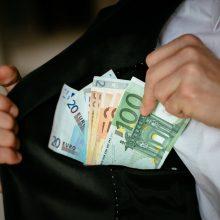 Tyrimas atskleidė: korupcija Lietuvoje nemažėja
