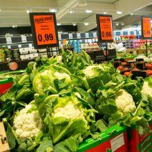 Nerimą dėl kainų bandys mažinti mokesčių pakeitimais