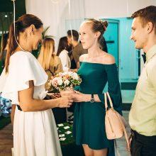 Ant žaliojo podiumo – lietuviška mada