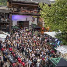 Išskirtiniame festivalyje – meno ir kultūros užsiėmimų įvairovė