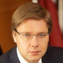 Rygos meru perrinktas N. Ušakovas