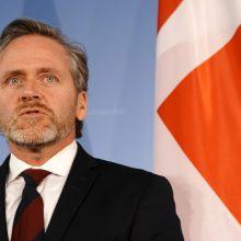 "Danija delsia apsispręsti dėl ""Nord Stream 2"" projekto"