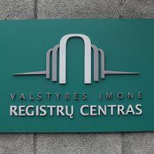Teismas: Registrų centras turės nemokamai suteikti informaciją savivaldybei