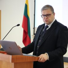 V. Vasiliauskas dėl galimo skandinaviškų bankų pasitraukimo: neramu
