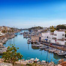 Lietuvos keliautojams atsiveria gamtos grožio sklidina Menorka