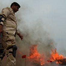 Afganistane per dvasininkų susitikimą nugriaudėjus sprogimui žuvo 40 žmonių