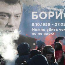 JAV ragina nubausti visus su B. Nemcovo nužudymu susijusius asmenis